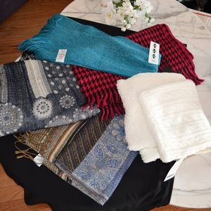 Accessories - Scarf Lot  -5